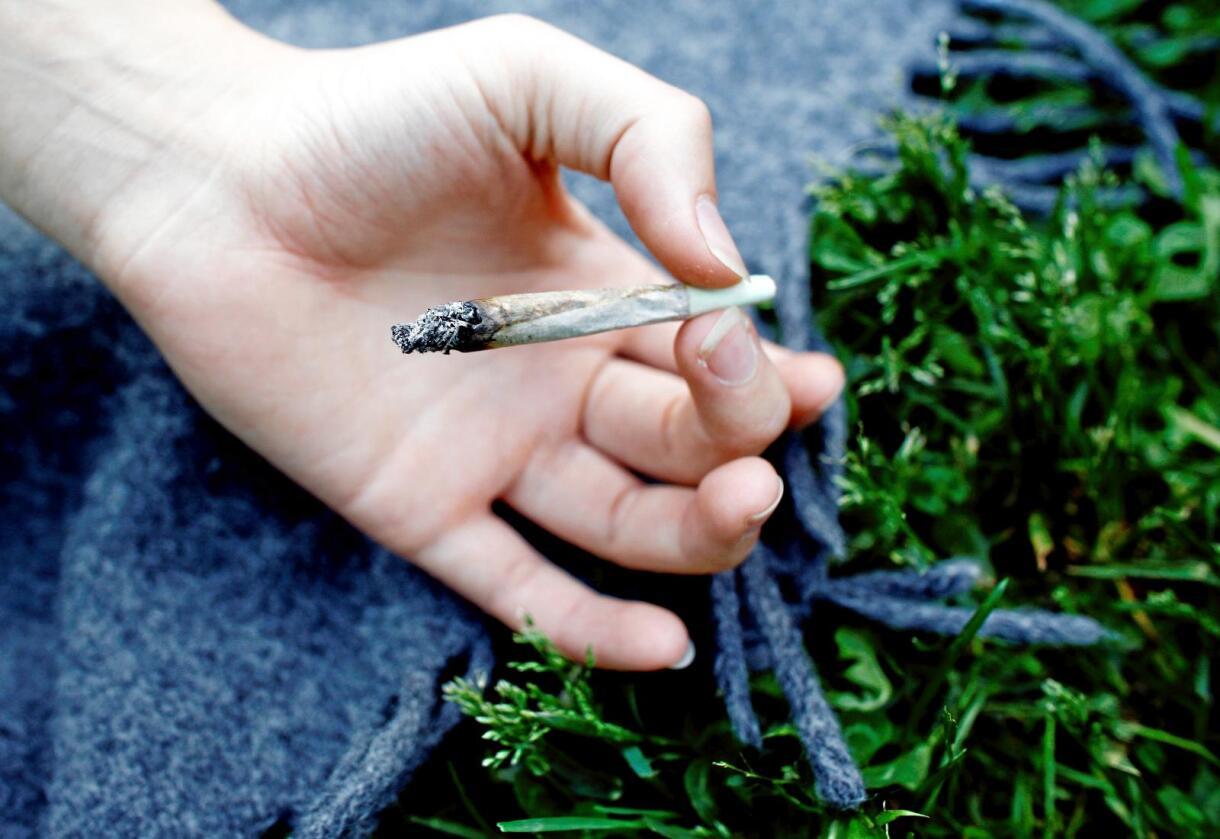 Feil medisin: Avkriminalisering av narkotika til eget bruk er feil tiltak for å hindre at unge mennesker utvikler et rusproblem, mener artikkelforfatteren. Foto: Sara Johannessen / NTB Scanpix