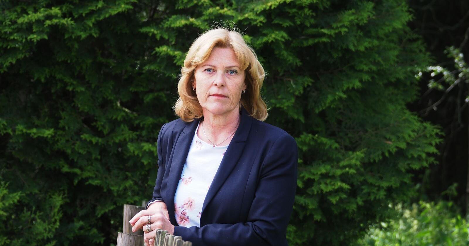 Konsernsjef i Nortura SA Anne Marit Panengstuen. Foto: Siri Juell Rasmussen