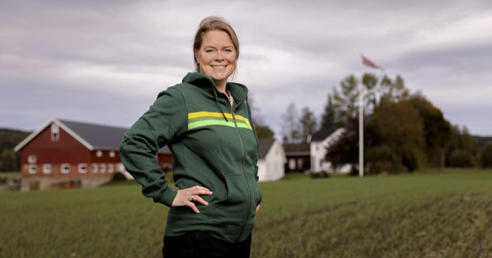 Anne Jødahl Skuterud ble valgt som styreleder første gang i 2016. (Arkivfoto: FK Agri)