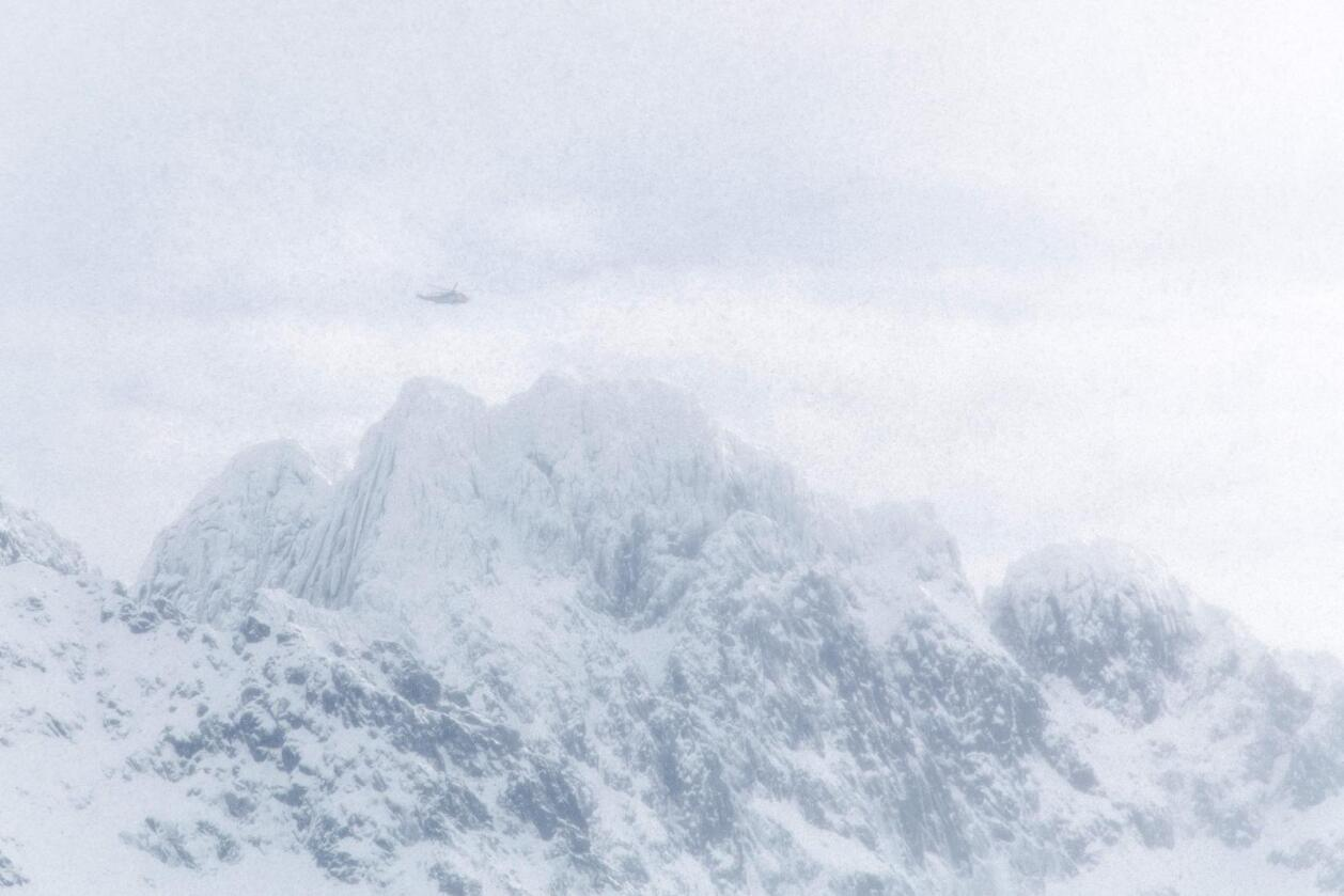 Austvågøy i Lofoten. Illustrasjonsfoto: Eric Fokke / NTB scanpix
