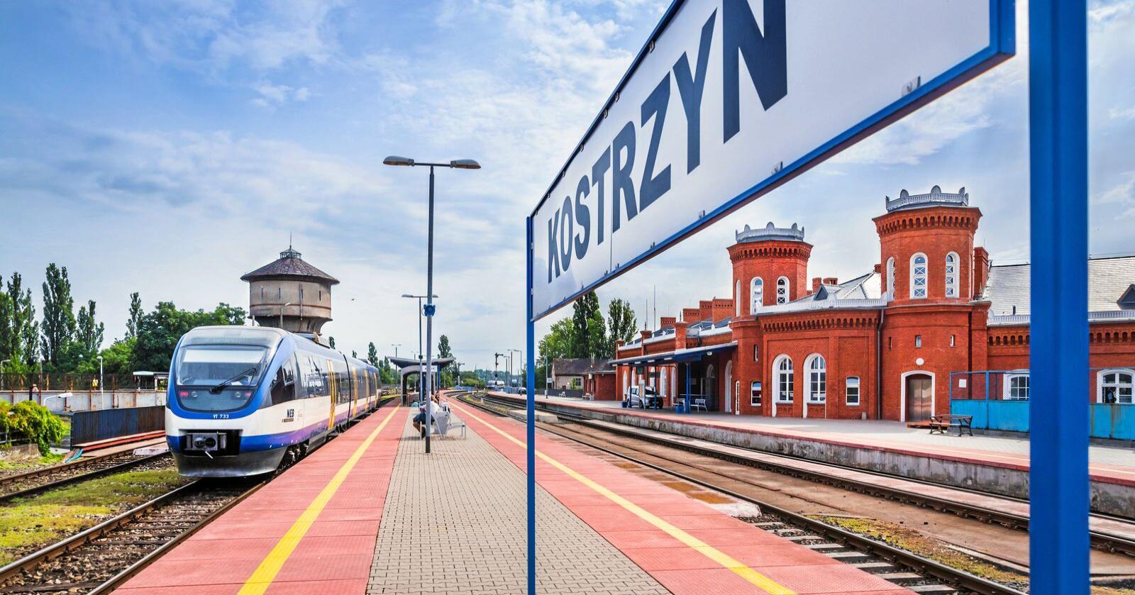 Tog: Jernbanene i Europa ble bygget for å hindre effektiv transport av militært personell. I dag skal den binde Europa sammen.  Foto: Fredrik Tellerup / Mostphotos