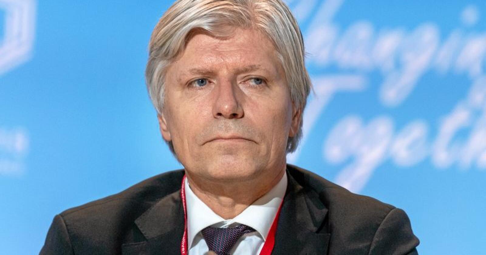Ola Elvestuen (V) ble fredag utnevnt som ny president i FNs miljøforsamling. Foto: Monika Skolimowska/dpa / NTB scanpix