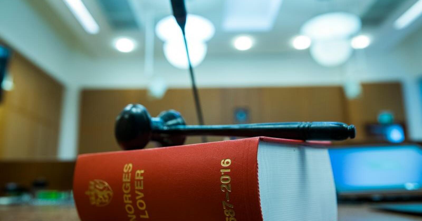 Landets domstoler står overfor store endringer når Domstolkommisjonen legger fram sin rapport i høst. Foto: Berit Roald / NTB scanpix