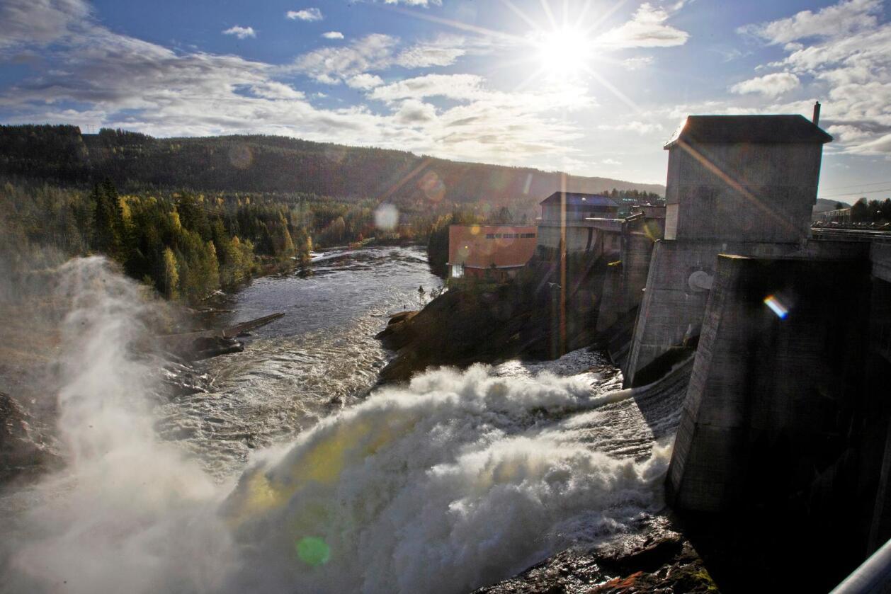 Fornybart: Ren og billig vannkraft er grunnlaget for det moderne Norge, skriver Kathrine Kleveland. Foto: Terje Bendiksby / NTB scanpix