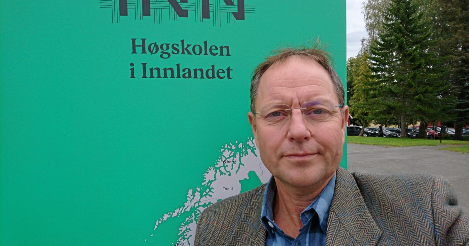 Thomas Cottis er en av grunnleggerne av Klimanettverket og har langt fartstid i SVs miljøpolitiske arbeid. Han mener SV bør prioritere klima foran rovdyrpolitikken i regjeringsforhandlingene mellom Ap, SV og Sp. Foto: privat