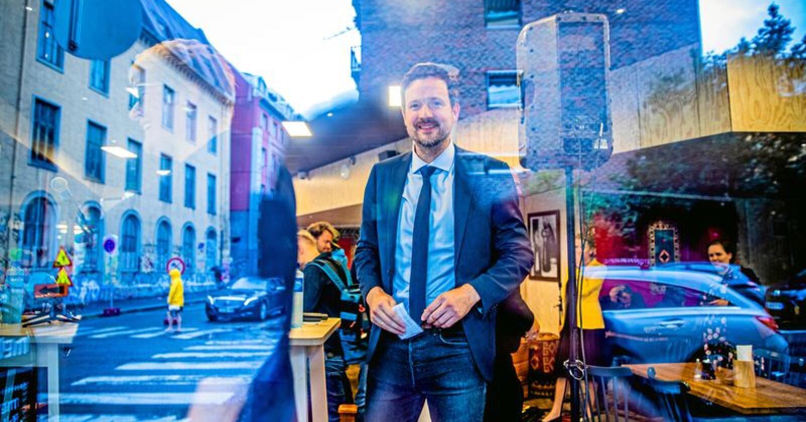Utviklingsminister Dag Inge Ulstein. Foto: Stian Lysberg Solum / NTB Scanpix