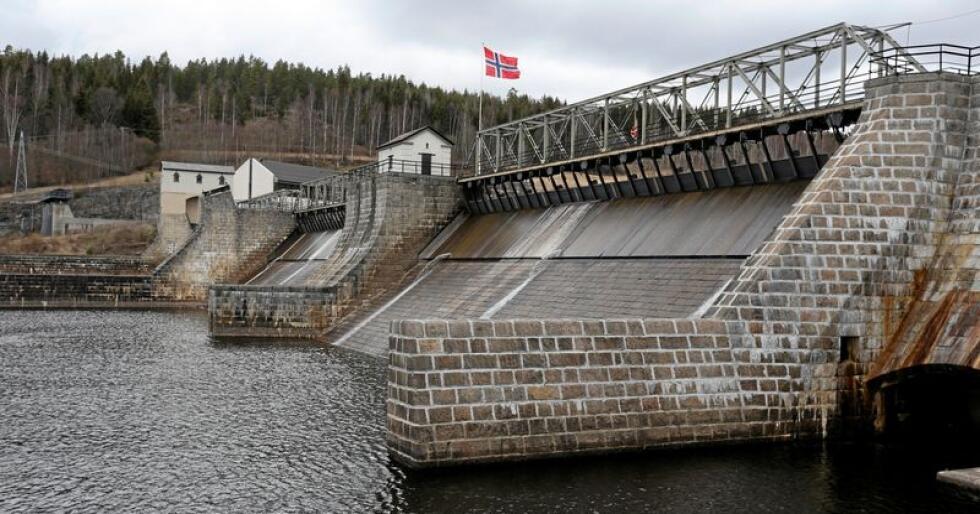 Rånåsfoss kraftverk er eigd av Akershus Energi, som er eigd av Akershus fylkeskommune. Foto: Vidar Ruud / NTB scanpix