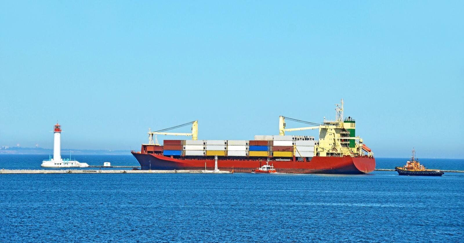 – Hold handelssystemet i gang, oppfordrer sjefsøkonom i FN-organisasjon. Foto: Colourbox