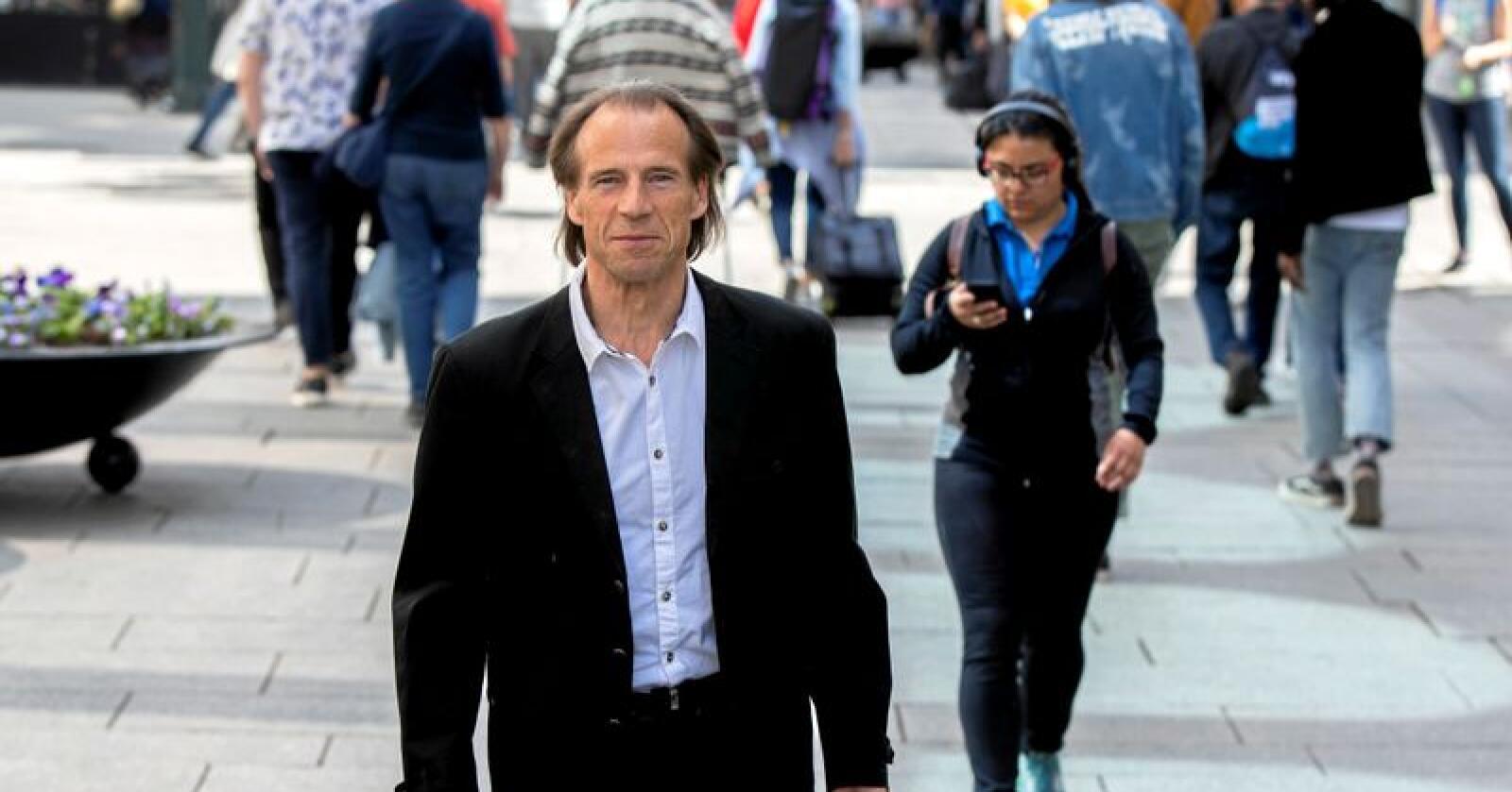 Jan Bøhler (Ap) sier til Klassekampen at han ikke tror bosettingspause i Oslo vil monne, siden mange flytter til byen uansett. Foto: Vidar Ruud / NTB scanpix