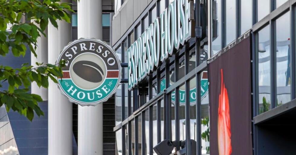 Espresso House er i hardt vær etter at flere nåværende og tidligere ansatte har stått fram og fortalt om en ukultur på arbeidsplassen. Foto: Heiko Junge / NTB scanpix