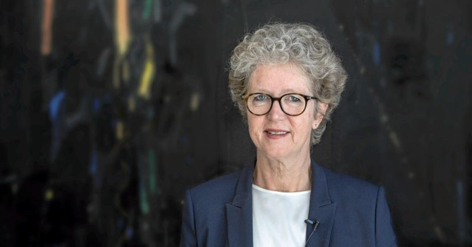 Hilde Merete Aasheim overtok som konsernsjef i Norsk Hydro 8. mai i år. Foto: Ole Berg-Rusten / NTB Scanpix