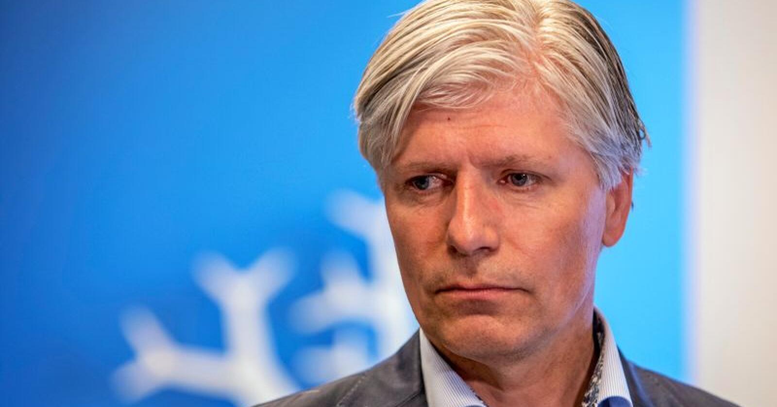 Klima- og miljøminister Ola Elvestuen. Foto: Ole Berg-Rusten / NTB scanpix
