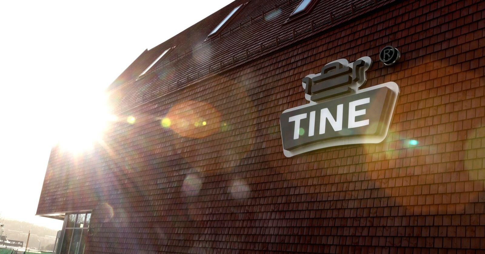 Produksjonsforsinkelser i Irland kan komme til å koste Tine dyrt. Foto: Gorm Kallestad / NTB scanpix