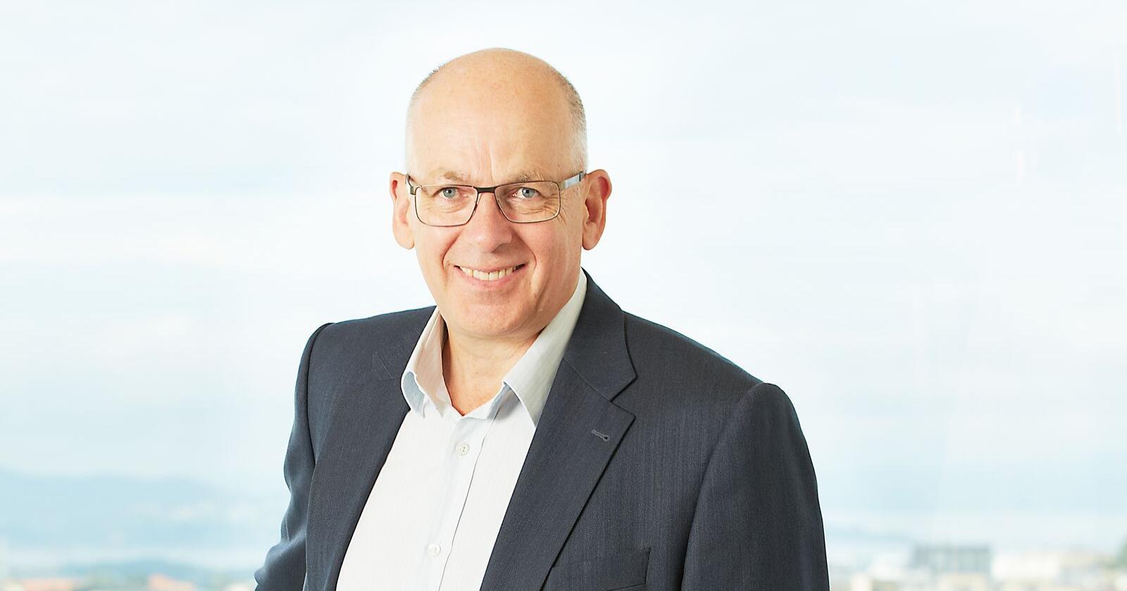 – Mange medlemmer er i en ekstremt vanskelig økonomisk situasjon nå, sier administrerende direktør Knut Berg i Norges Pelsdyralslag. Foto: Pressebilde