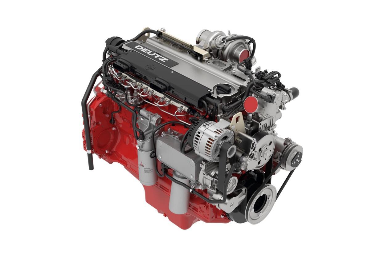 Deutz og John Deere skal samarbeide om utvikling av motorer opp til 130 kilowatt