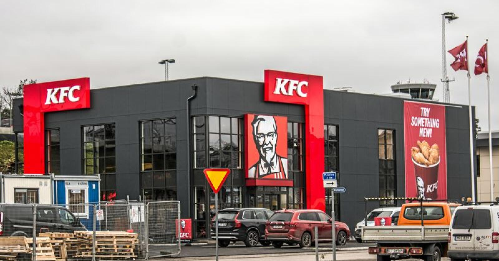 Japanarane flokkar til KFC i jola. Foto: Mostphotos