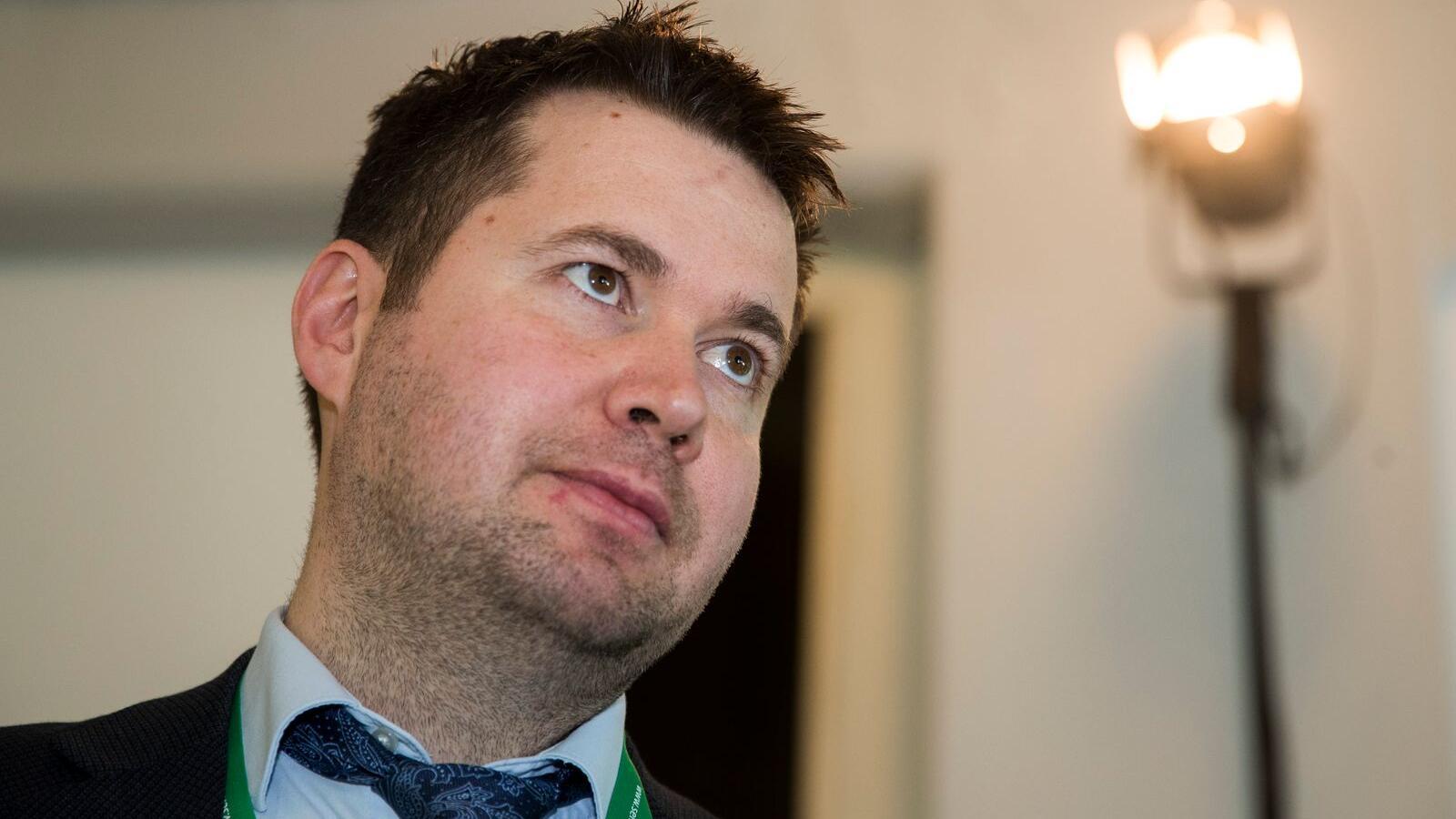 Khair Polstad zou de volgende landbouwminister van het land kunnen worden.  Foto: Derje Peterson / NDP / NPK