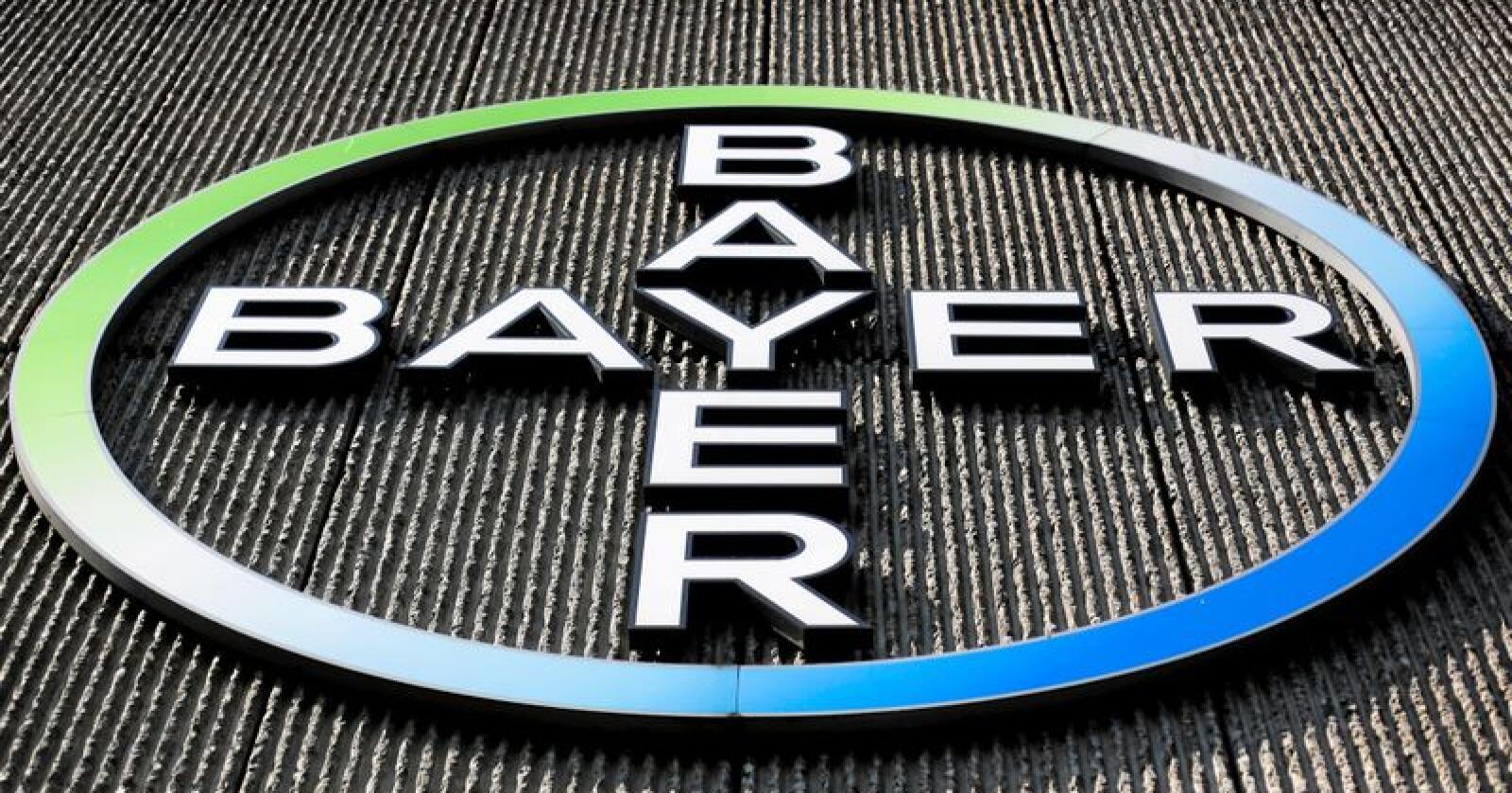 Legemiddelgiganten Bayer planlegger å kutte 12.000 stillinger på verdensbasis. Foto: arkus Schreiber / AP Photo