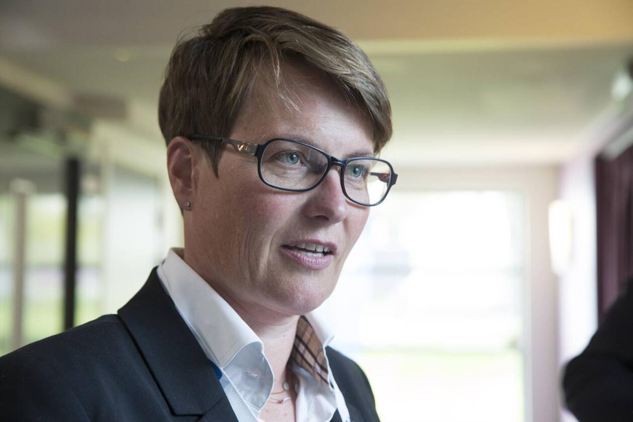 Miljøvernminister Tine Sundtoft (H) Foto: Berit Roald / NTB Scanpix