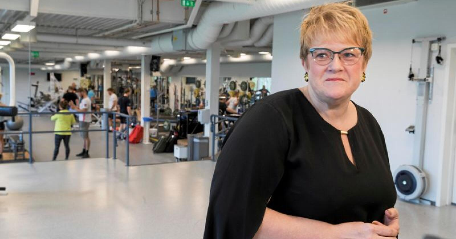 Kultur- og likestillingsminister Trine Skei Grande (V). Foto: Terje Pedersen/NTB scanpix