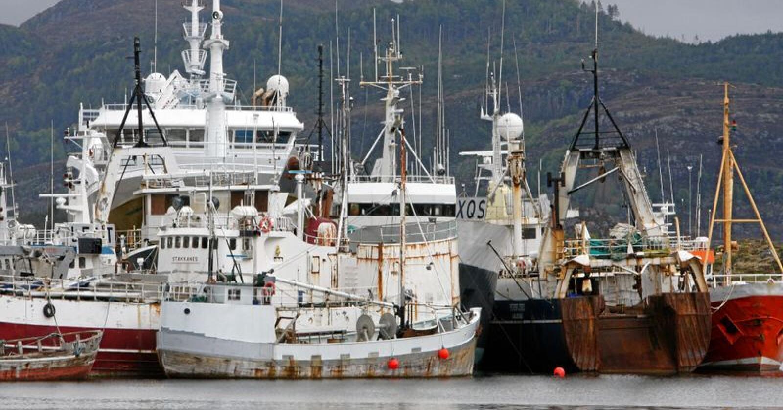 Alle dagens avtaler om lottfordeling mellom båt og mannskap, enten man snakker om arbeidsavtaler eller tariffavtaler, er basert på at båteier har rett til å fiske en andel av fiskeriressursene. Gunnar Stenberg / Mostphotos