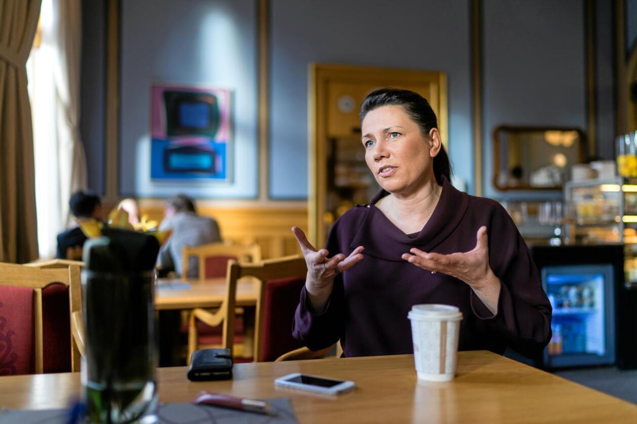 For EU: Det er 10.000 grunner til å bli med i EU, skriver Heidi Nordby Lunde.Foto: Ketil Blom Haugstulen