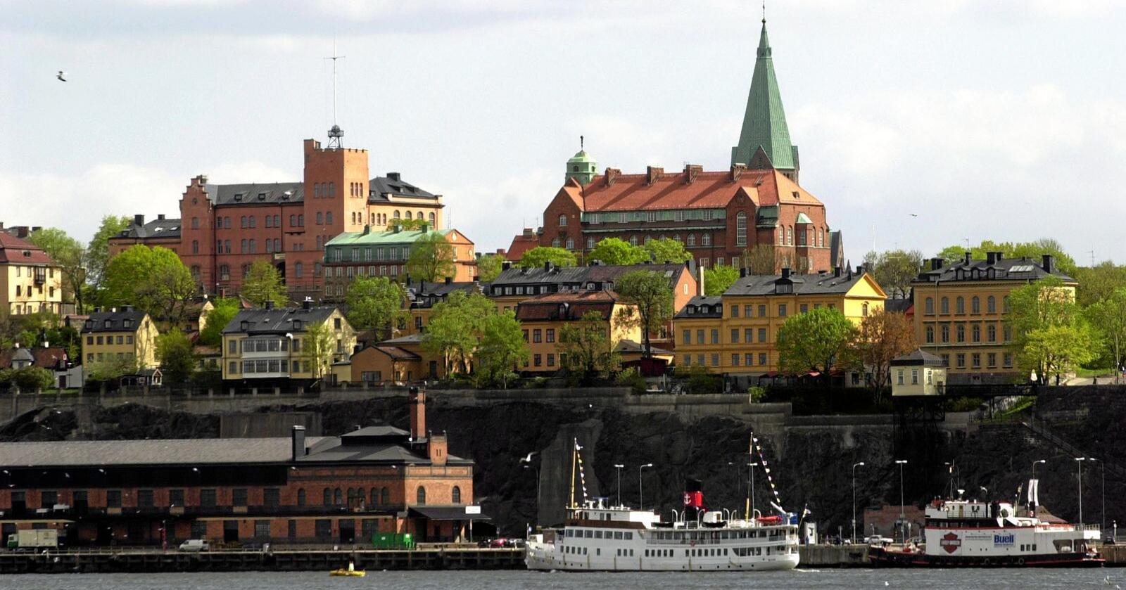 Stockholm: Et australsk mineralselskap krever at svenskene betaler 17 milliarder kroner for sitt uran-vedtak. Foto: Heiko Junge / NTB scanpix