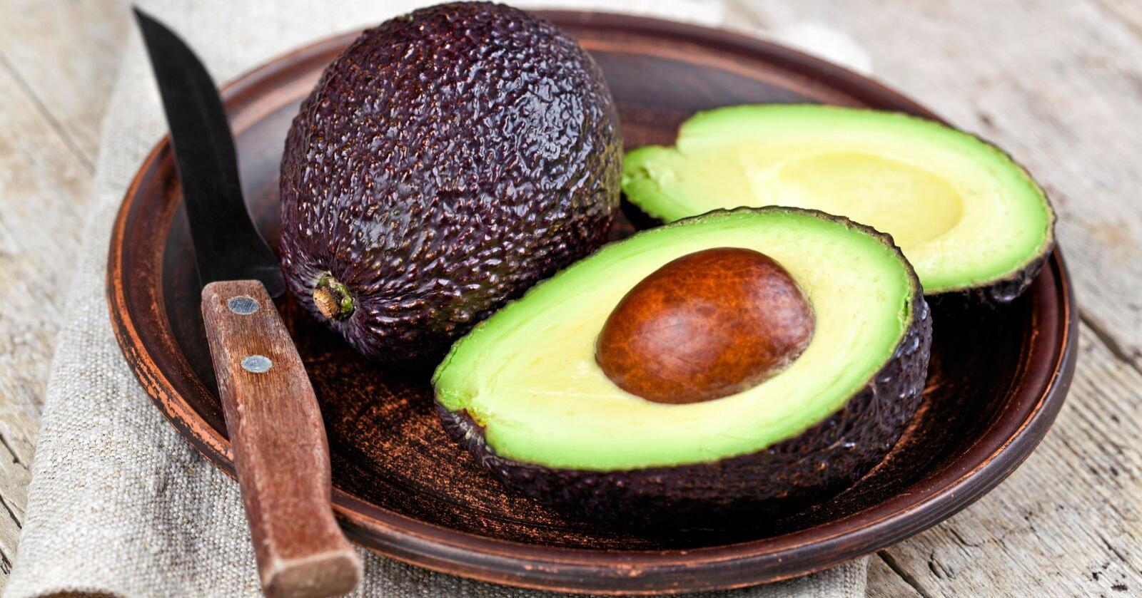 Importen av avokado har auka kraftig dei siste åra. Foto: Maria Kovalets / Mostphotos