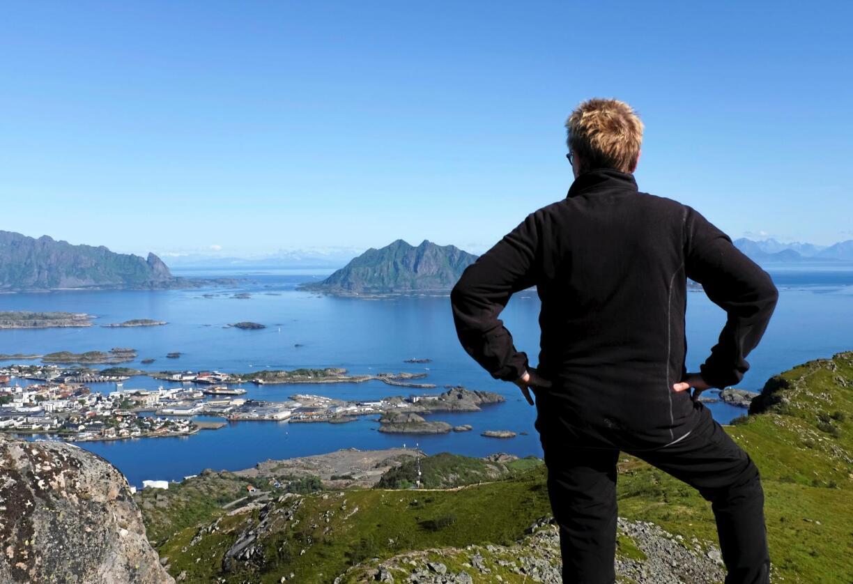 Stridens kjerne: Oljeutvinning eller ikke i de sårbare og fiskerike farvannene utenfor Lofoten, Vesterålen og Senja. Foto: Bo Johanson/NTB scanpix