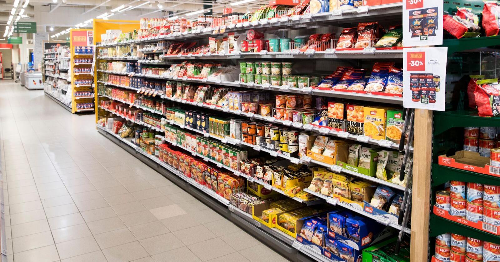 Både Coop og Rema er for et forbud mot prisdiskriminering fordi de mener et vil bedre konkurransen i dagligvaremarkedet. Foto: Terje Pedersen / NTB scanpix