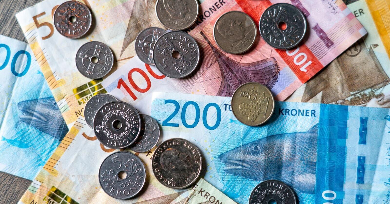 Totalt 10,3 millarder kroner ble delt ut – 100.000 kroner mer enn i fjor. Illustrasjonsfoto: Gorm Kallestad / NTB / NPK
