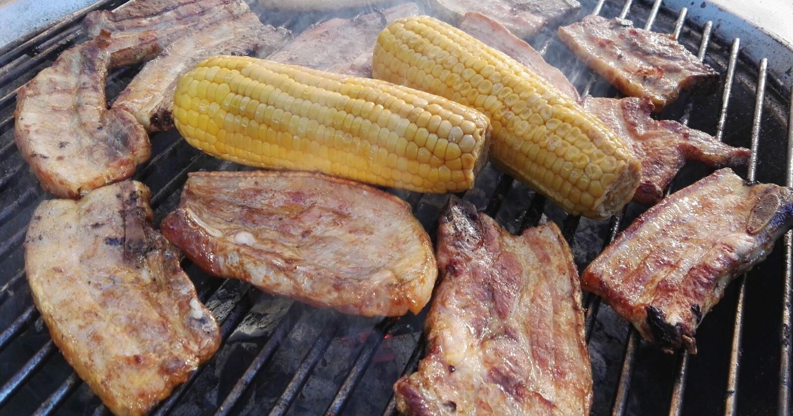 Kjøttforbruket er ganske stabilt, men har gått noe ned det siste året. (Foto: Stian Eide)