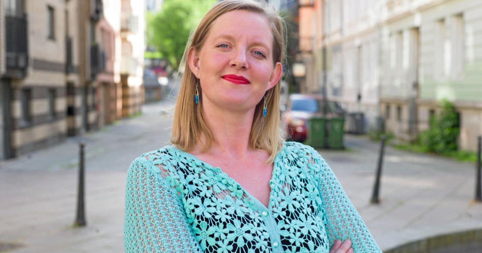 Jeanette O. Syversen, gruppeleiar Raudt i Vestland fylkesting. Foto: Privat