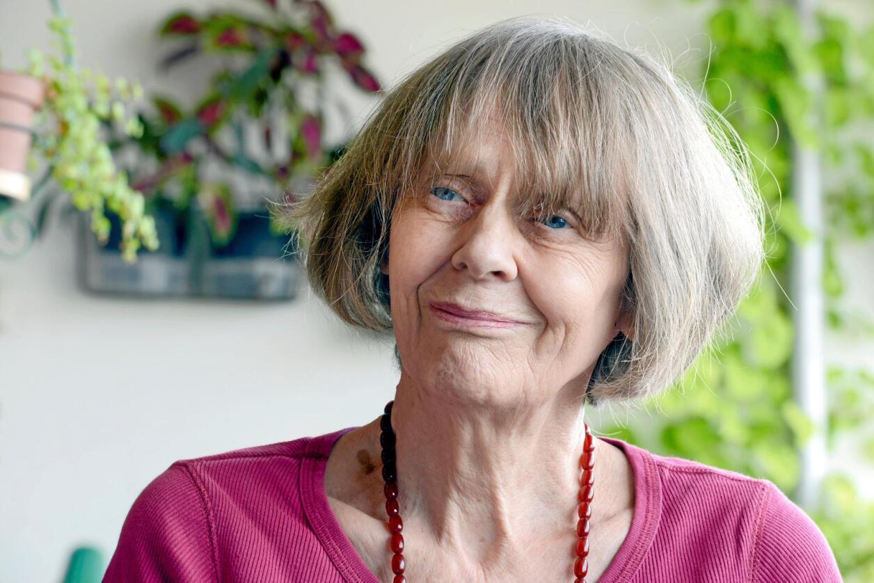 Kari Gåsvatn er pensjonert kommentator i Nationen. Hun skriver fremdeles en del for oss. Foto: Mariann Tvete