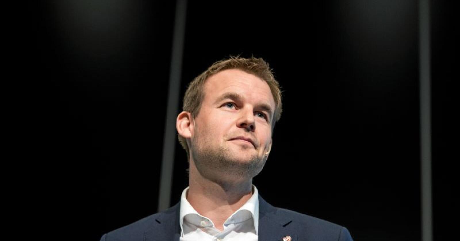 Barne- og familieminister Kjell Ingolf Ropstad. Foto: Carina Johansen / NTB Scanpix