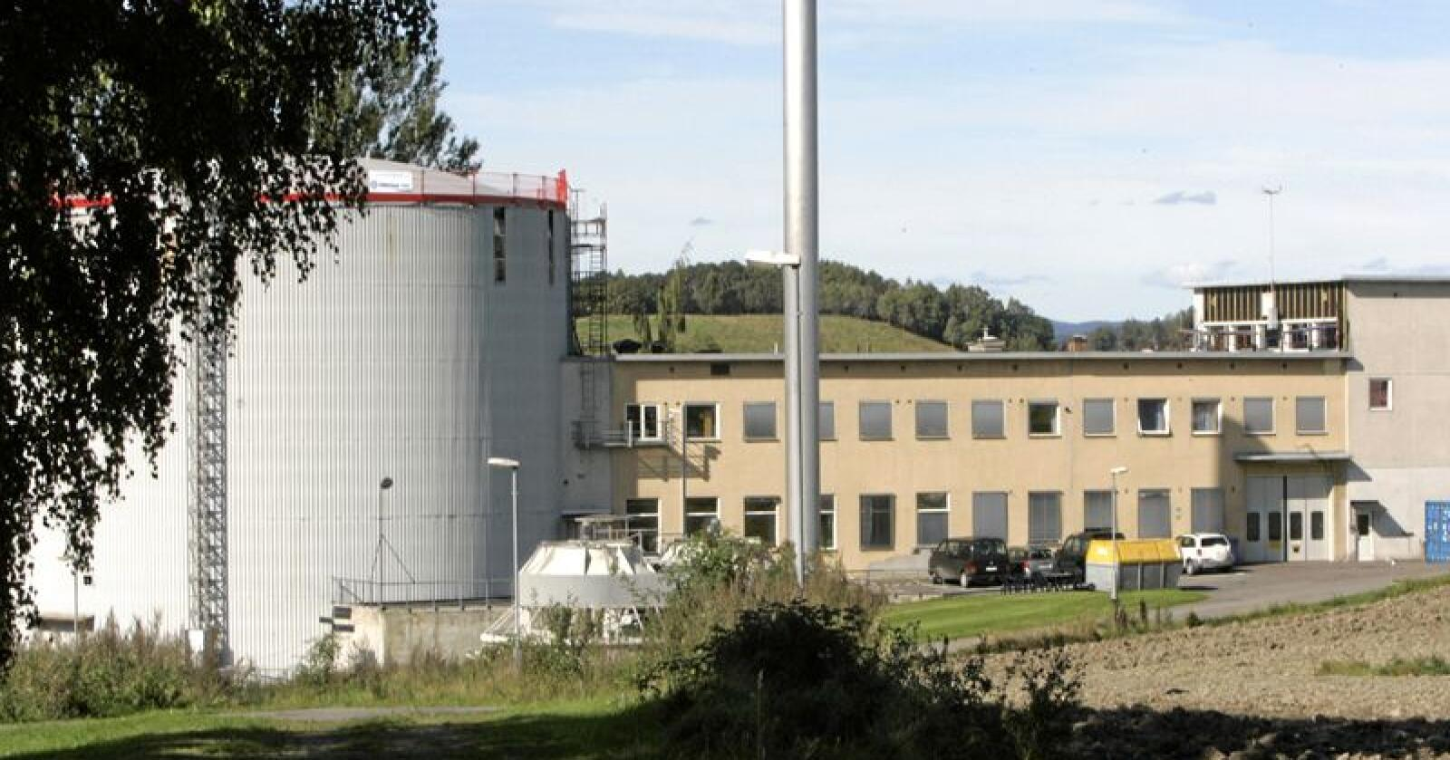 Avfall:  Atomavfallet trenger i grunn ingen løsning, det løser seg selv over tid, skriver spaltisten. Her fra atomreaktoren på Kjeller. Foto Morten F. Holm/NTB scanpix