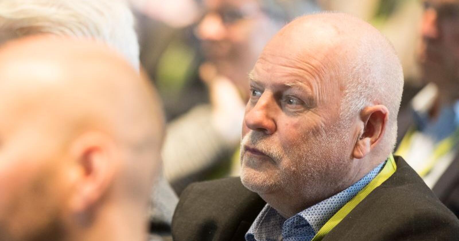 TV-pastor Jan Hanvold går hardt ut mot det han mener er et «klimahysteri» i mediene. Arkivfoto: Håkon Mosvold Larsen / NTB scanpix