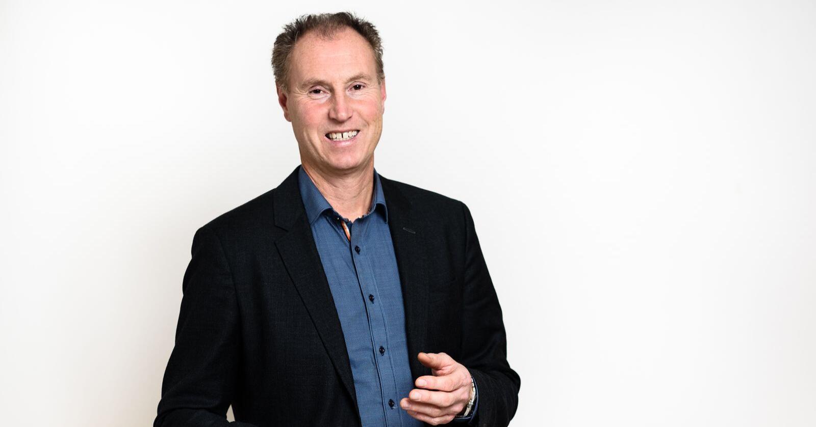 – Norge er ikke forpliktet til å kompensere britene for ulemper ved å forlate EU., sier fagsjef Arne Ivar Sletnes i Norsk Landbrukssamvirke. Foto: Norsk Landbrukssamvirke