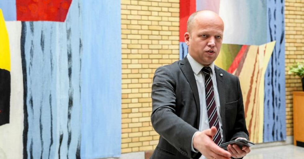 Framtidig statsminister?: Sp-leder Trygve Slagsvold Vedum. Foto: Vidar Ruud / NTB scanpix
