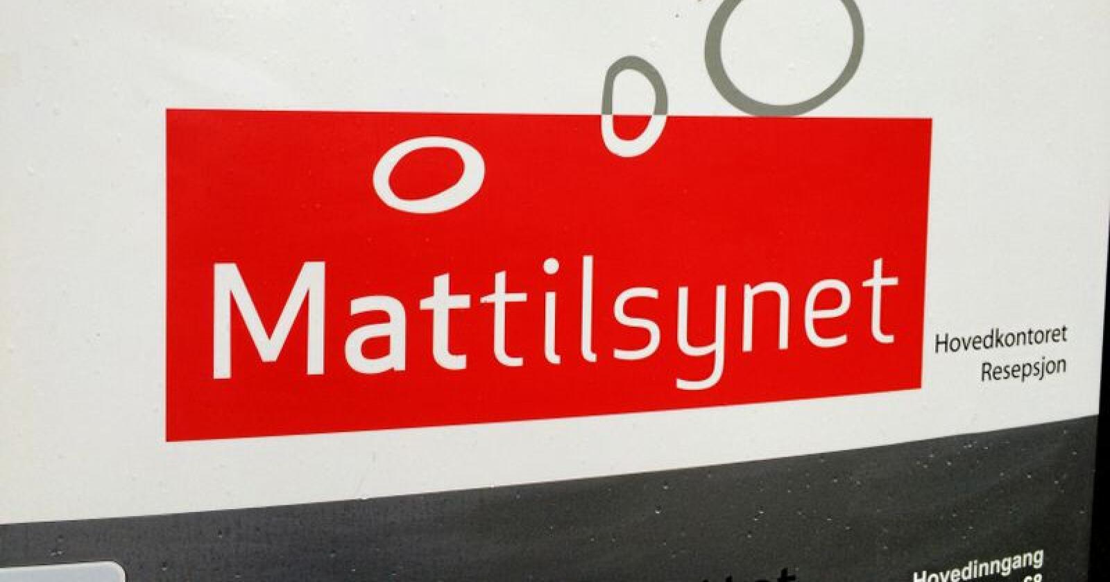 Det har stormet rundt Mattilsynet de siste månedene. Foto: Svein Egil Hatlevik