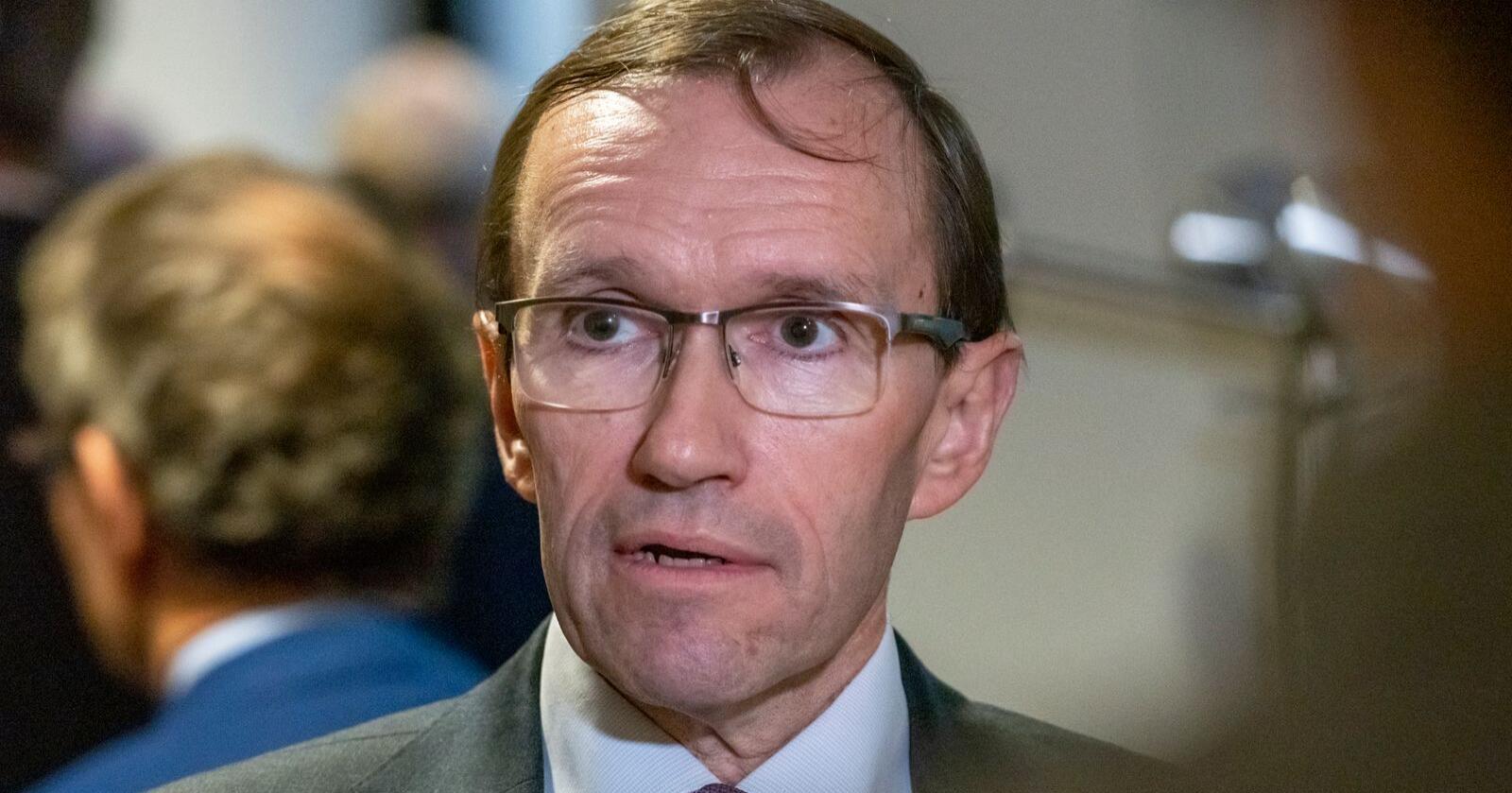 Ap-politiker Espen Barth Eide er positiv til EUs klimaplan og mener Norge må slutte seg til den. Foto: Ole Berg-Rusten / NTB