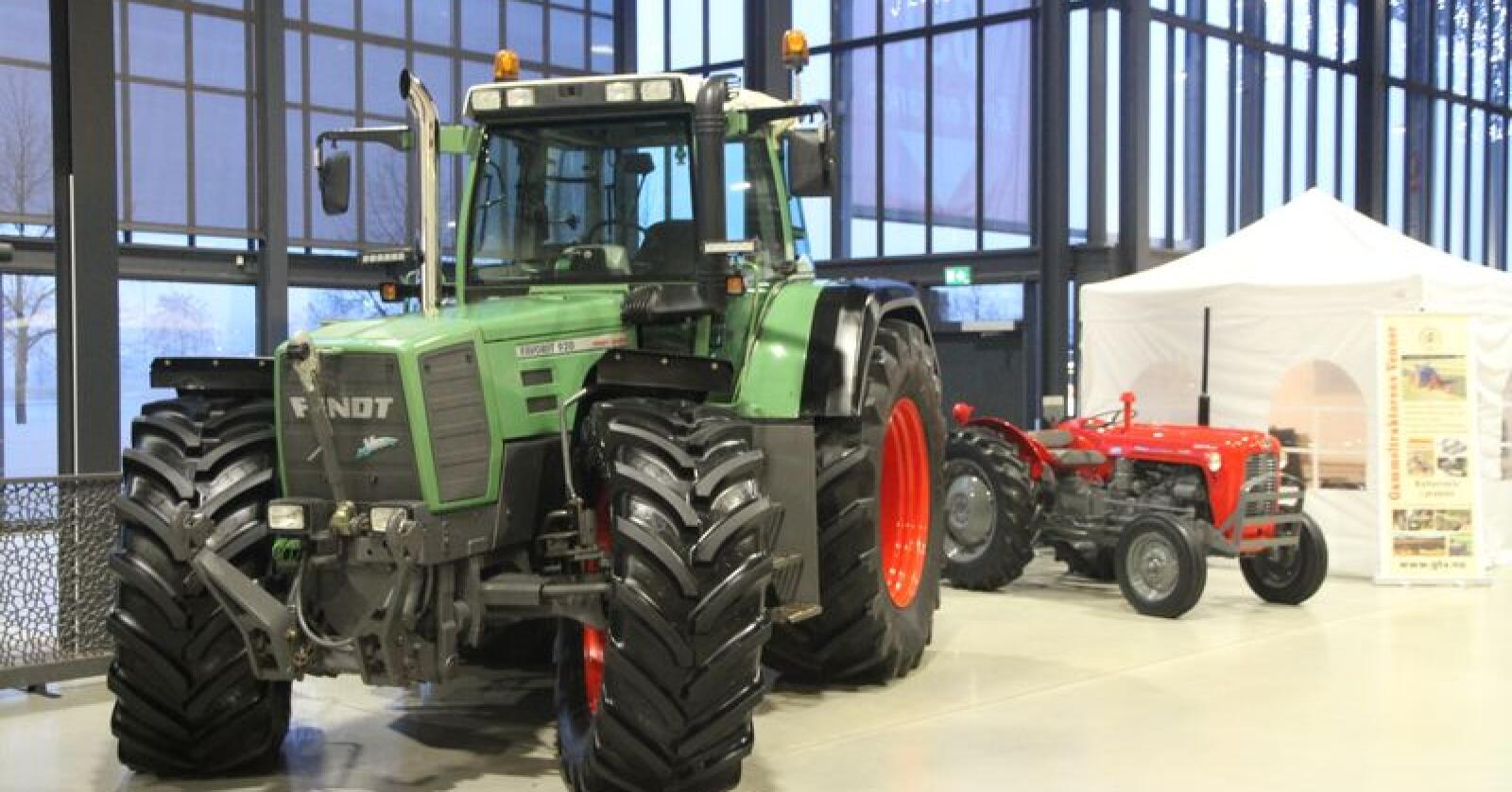 Norges råeste: Under forrige kåring, i 2015, var det Erik Trøen som stakk av med tittelen Norges råeste traktor for sin 2000-modell Fendt 920 Vario. Arkivfoto: Traktor