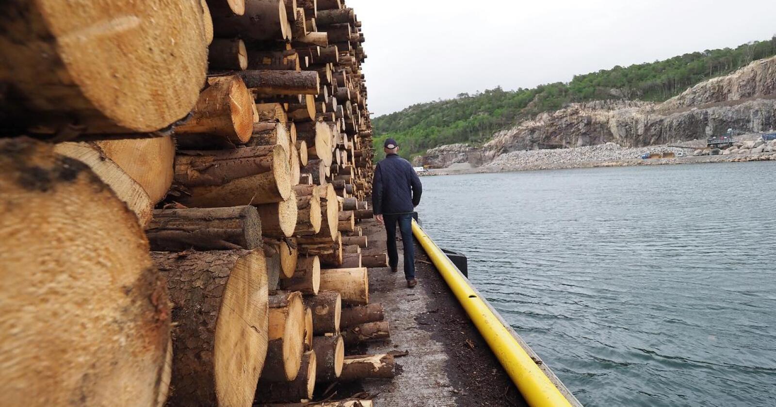 Nordvegen: Norge ble bygd på kjøl. Nå har sjøtransporten magre kår, mener innsenderne. Foto: Siri Juell Rasmussen
