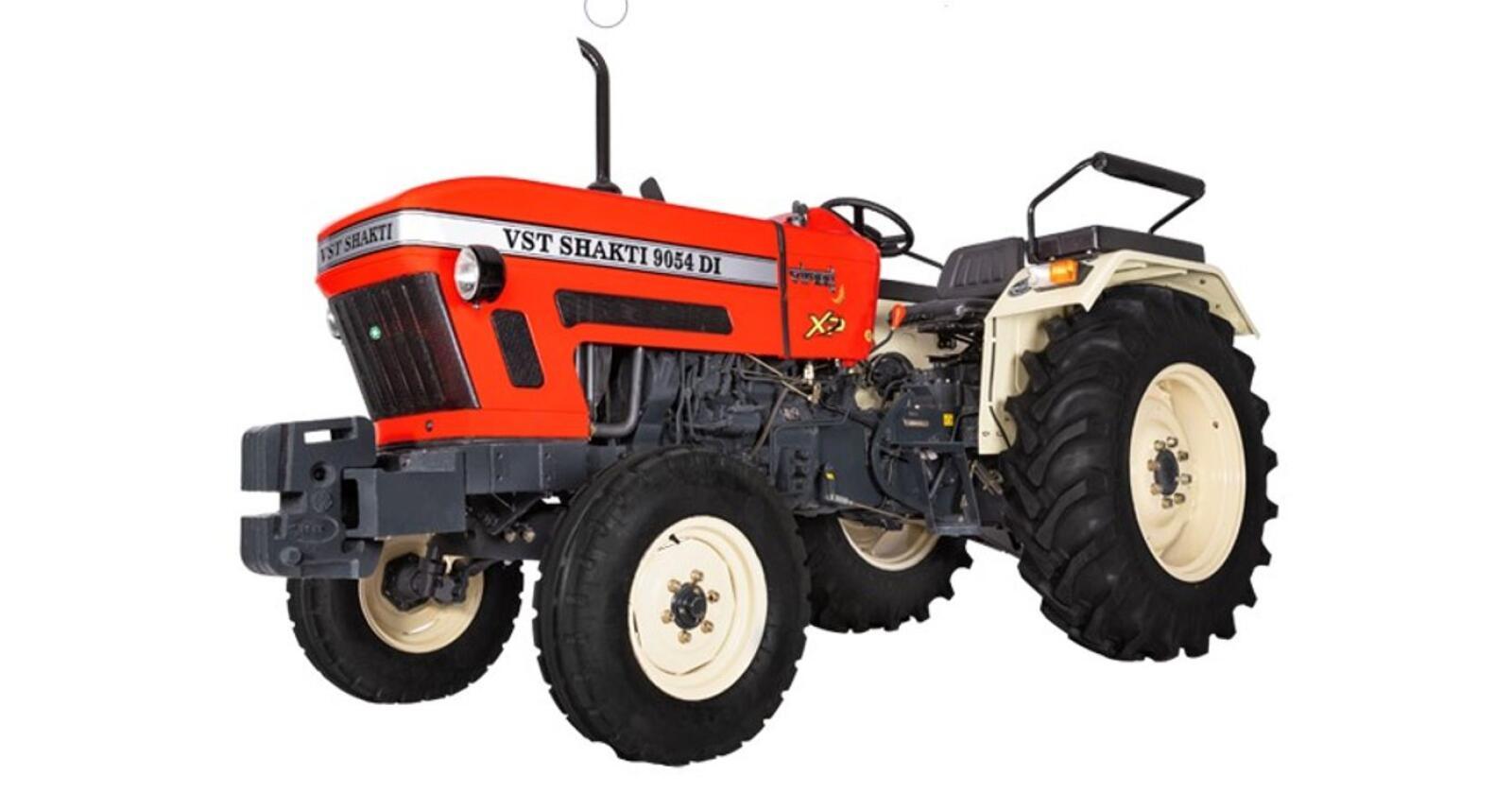 VST skal være en av Indias ledende produsenter av traktorer. (Foto: Produsenten)