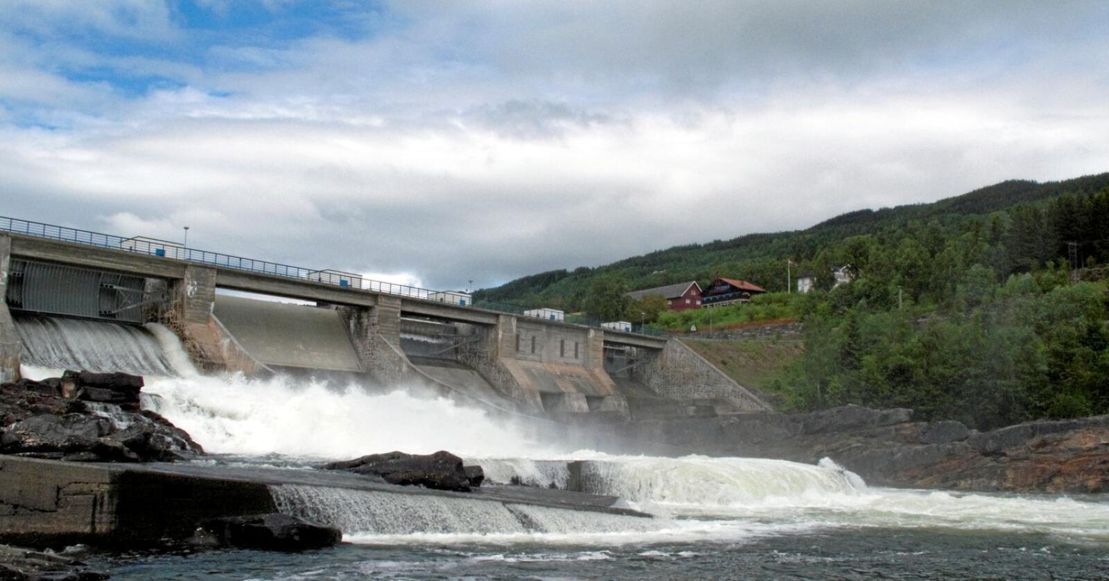 Mer energi: En oppdradering av eksisterende vannkraft kan gi oss langt mer kraft enn i dag. Foto: Paul Kleiven / NTB scanpix