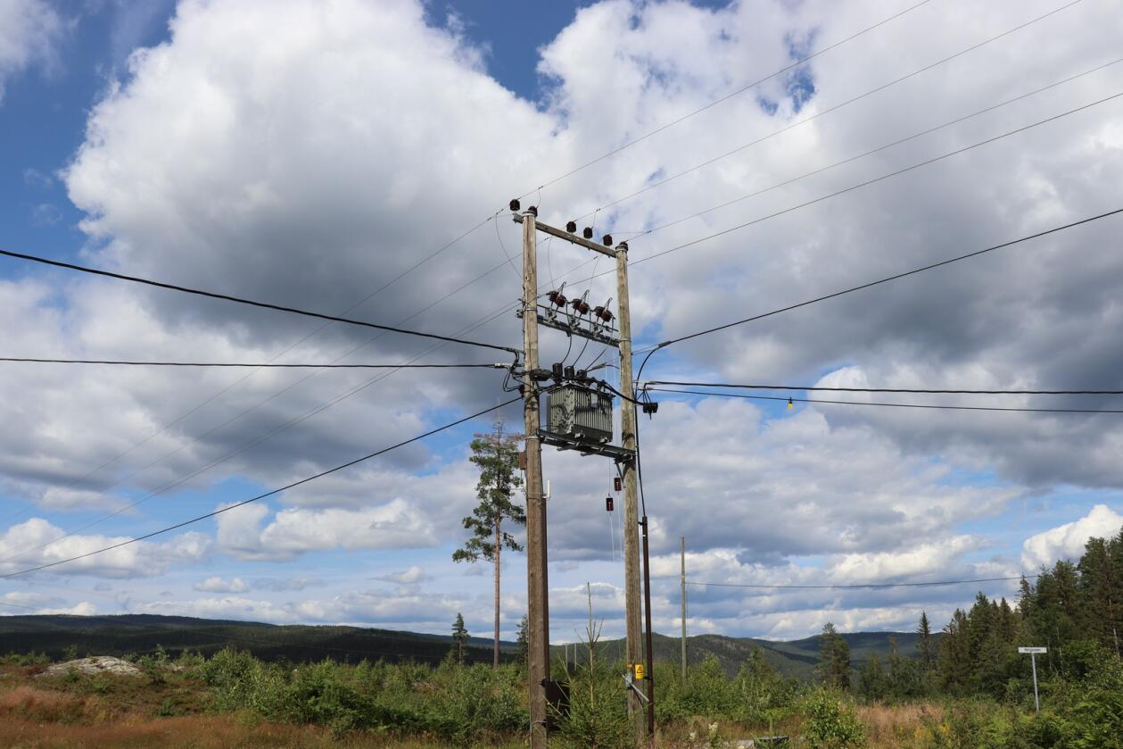 Både nettleie, strømprisen og moms på strøm utgjør i dag mer av regninga for vanlige folk. De fleste partiene mener likevel at elavgiften er nøkkelen for lavere strømregninger. Foto: Janne Grete Aspen/Nationen