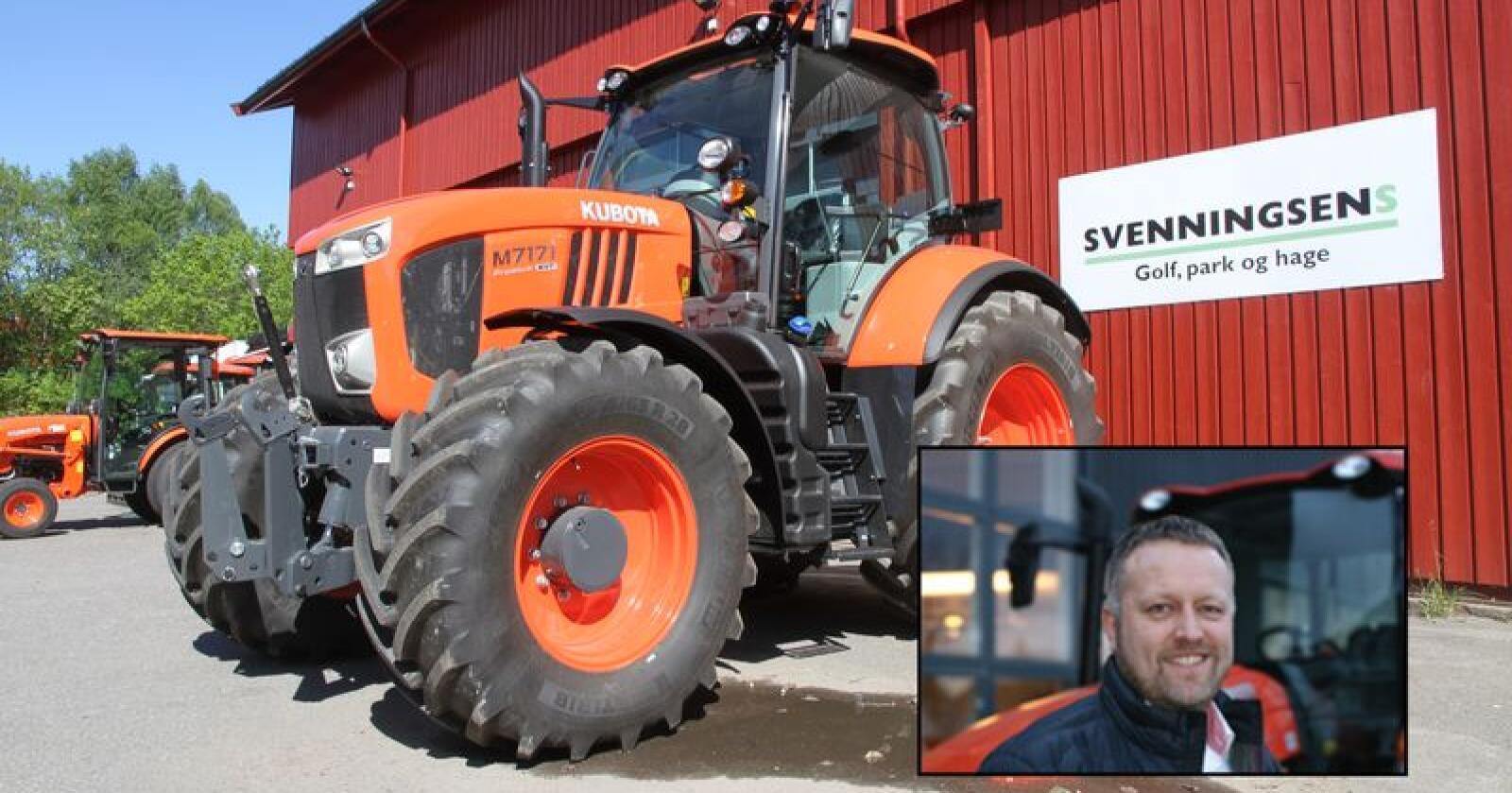 Foto: Espen Syljuåsen/Svenningsens