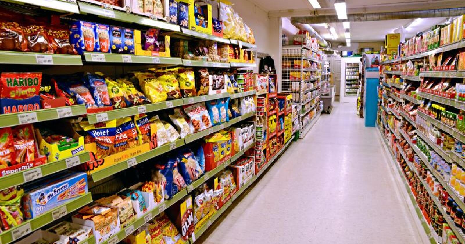 Matvareprisene vil bli langt høyere for forbrukeren dersom momsen settes opp. Illustrasjonsfoto: Mariann Tvete