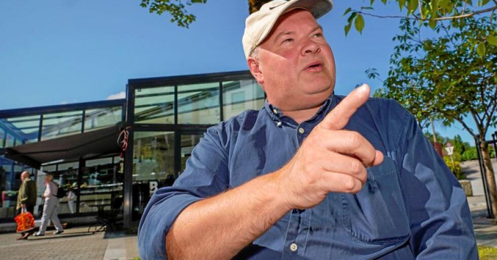 Makt på innsiden: Trym Aafløy og hans Folkeaksjonen nei til mer bompenger er blitt en maktfaktor i Bergen bystyre. Alternativet er verre. Foto: Heiko Junge / NTB scanpix