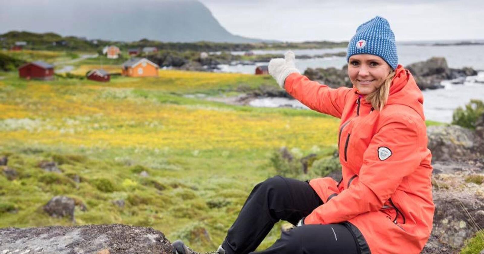 Linda Hofstad Helleland, både som distriktsminister og leder av Høyres programkomite, kan bebude ny distriktspolitikk for det største regjeringspartiet. Om innspillene fra et regjeringsoppnevnte distriktsnæringsutvalg tas til følge. Foto: Høyre